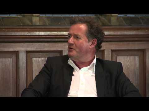 Piers Morgan - Miliband Brothers