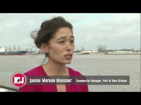 Port of New Orleans - Market Journal - February 1, 2013