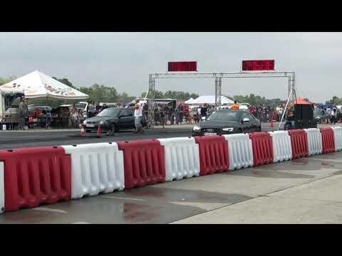 Audi S5 3.0 TFSI Stage3 402m 12.3sec/175km/h 4K