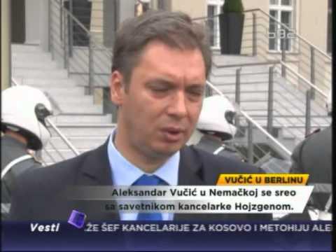 Gost vesti Aleksandar Vučić