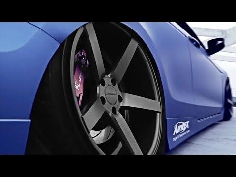 Vossen VVSCV3 Matte Graphite Wheels on Honda Accor.mp3