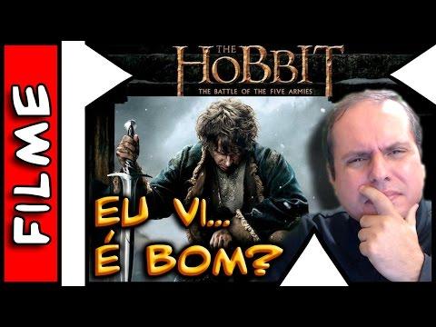 Eu vi, E Bom ? The Hobbit a Batalha dos 5 Exércitos (Sem Spoiler) . #FikaDika
