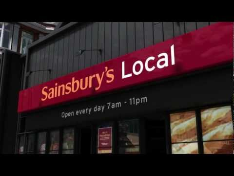 Sainsburys Recruitment Video