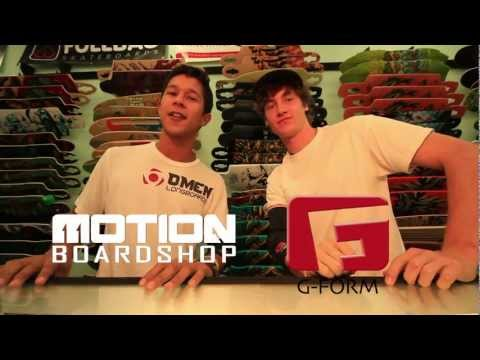 Motion Boardshop and G-form Video Contest -Motionboardshop.com