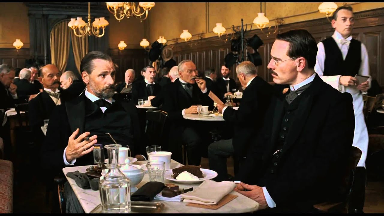 A Dangerous Method #1 Movie CLIP - Our Work Will be ... A Dangerous Method Freud