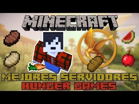 Mejores Servidores de Juegos del Hambre [Minecraft 1.7.4/1.7.9] [No Premium y Premium] [No Hamachi]