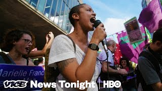 Brazil Election & Facebook Fake Ads: VICE News Tonight Full Episode (HBO)
