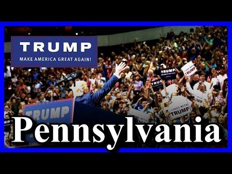 LIVE Donald Trump Harrisburg Pennsylvania Rally PA FULL SPEECH HD STREAM (4-21-16) ✔