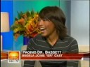 Angela Bassett ER Interview