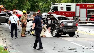 Fatal crash in Sheboygan on September 18, 2018