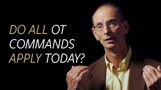 Do Christians have to obey the Old Testament Laws?