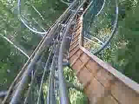 Alpine Coaster Park City No Brakes