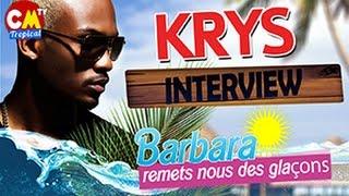 Krys dans Barbara remets nous des glaçons #CMTROPICAL