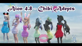 Aion 4.8 - Chibi Adepts Unleashed