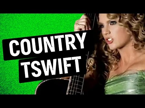 Remember When Taylor Swift Was Country? (Throwback)