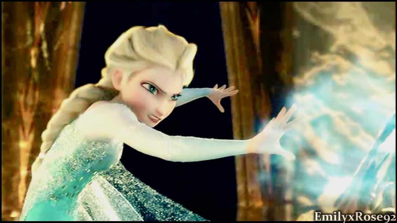 Elsa Anna Demons Frozen YouTube