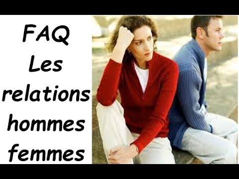 #FAQ relation hommes femmes