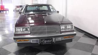 1737 DFW 1987 Buick Regal T Type