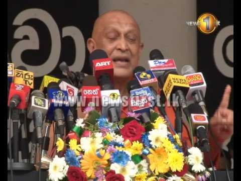 I pledge to establish a fair and democratic system of governance : Maithripala Sirisena