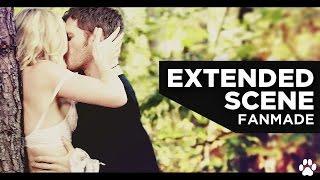 Klaus & Caroline [Extended Kiss and Sex Scene] 5x11