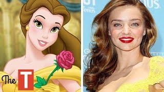 15 Models Who Look EXACTLY Like Disney Heroines