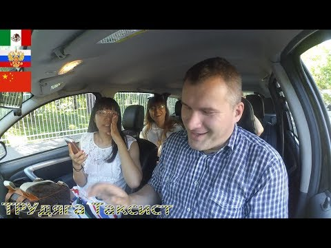 Русское порно в русском такси 84