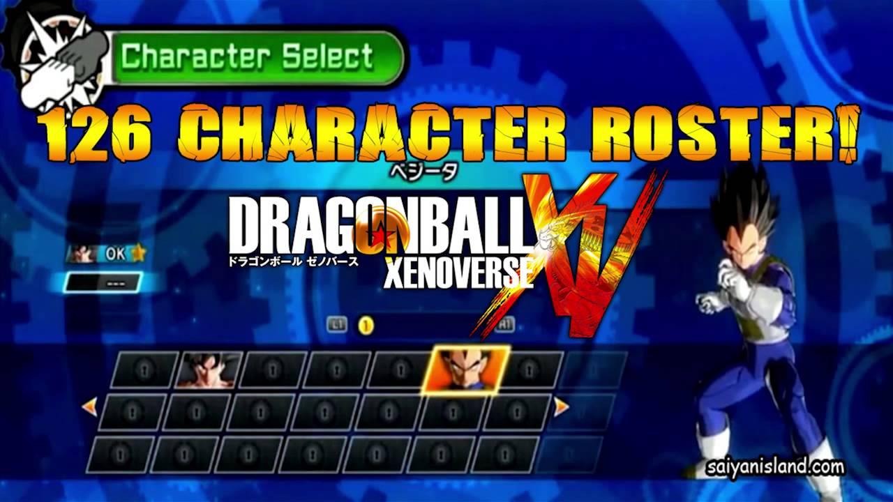 Dragon Ball Xenoverse gt Characters Dragon Ball Xenoverse 126
