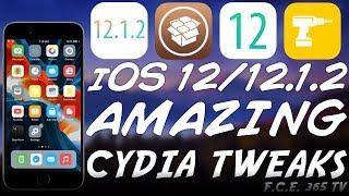 MORE AMAZING CYDIA TWEAKS FOR iOS 12.0 - 12.1.2 (TOP iOS 12 CYDIA TWEAKS)