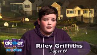 Riley Griffiths 'Super 8' Interview