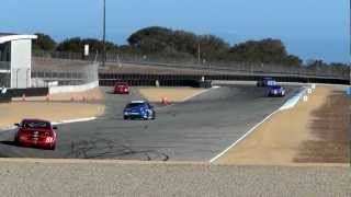 Continental Tire Sports Car Festival @ Laguna Seca 2