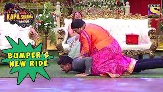 Karan Singh Grover Is Bumper's New Ride - The Kapil Sharma Show