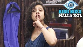 Sambhavna Seth ELIMINATED from Bigg Boss Halla Bol | 28th January 2015 Episode