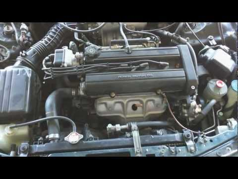 In-depth: Acura Integra oil and filter change