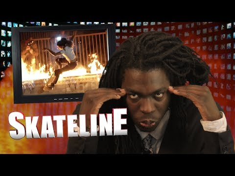SKATELINE - Nora Vasconcellos, El Toro iPhone Footy, Alex Midler, Jack Olson & More