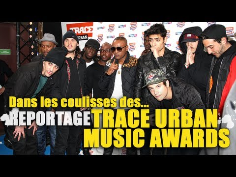 Trace Urban Music Awards - Les coulisses avec R.A.P. R&B