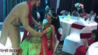 Bhangra wedding performance -Choreographed by Virse De Waris UK Bhangra Group
