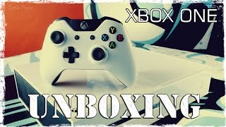 Распаковка Xbox One Sunset Overdrive Bundle | Unboxing Xbox One White (rus)