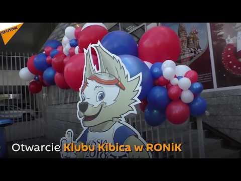 Klub Kibica, Czyli Promocja Rosji W Warszawie