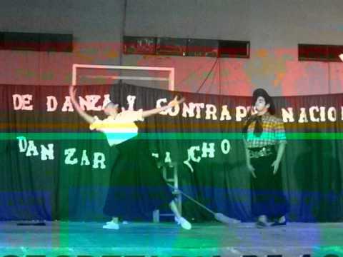 PAREJA ESTILIZADA 2012 - MAROTE CHAQUEÑO
