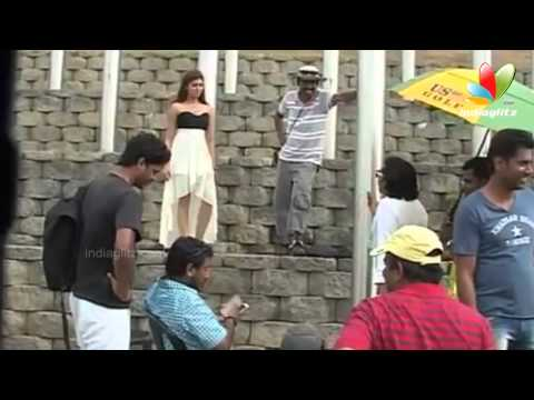Brahma Movie Making On Location | Upendra, Pranitha | Latest Kannada Movie