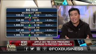 Apple CEO Tim Cook's privacy suggestions don't go far enough: Constellation Research's Ray Wang