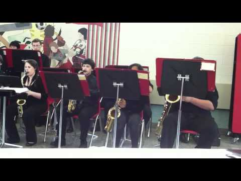 Soul Man - Lakeland Regional High School Jazz Band