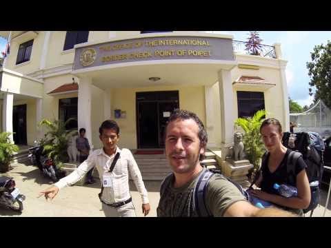 Viaje a Camboya – Cómo cruzar la frontera Tailandia – Camboya en bus desde Bangkok a Siem Reap
