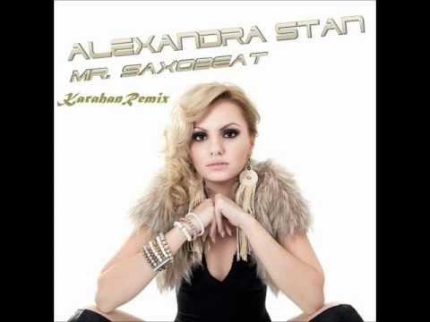 Alexandra Stan   Mr  Saxo Beat karahanremix mp3