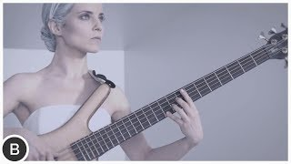 AMAZING BASS PLAYER - JOANNA DUDKOWSKA