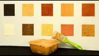 Pinte sua parede com TINTA DE TERRA