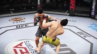 EA SPORTS™ UFC® 3 Tuky vs Vega, Octavos