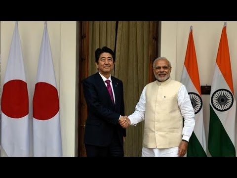 India, Japan signs MoU on civil nuclear energy, bullet train : NewspointTV