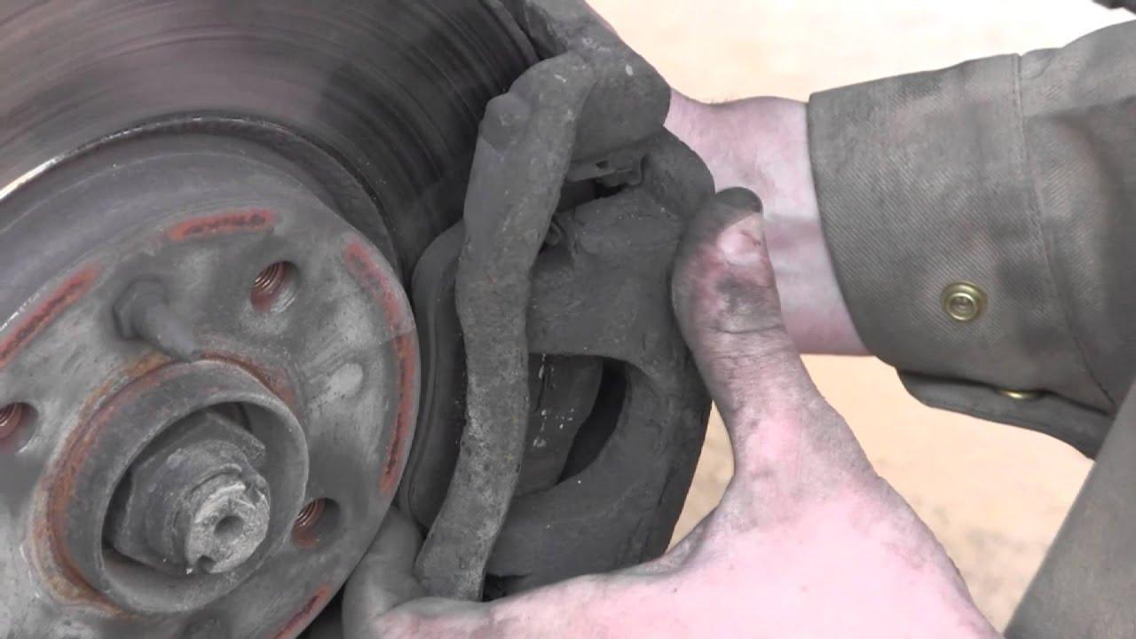 Замена подшипника передней ступицы фиат добло своими руками 79