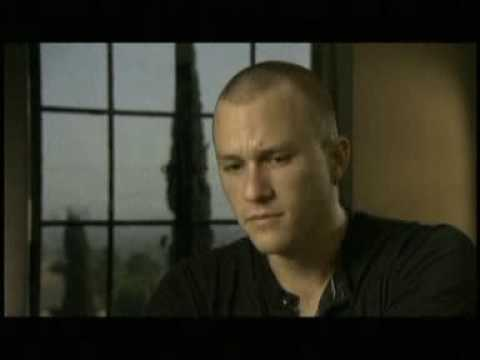 Heath Ledger Brokeback Mountain interview